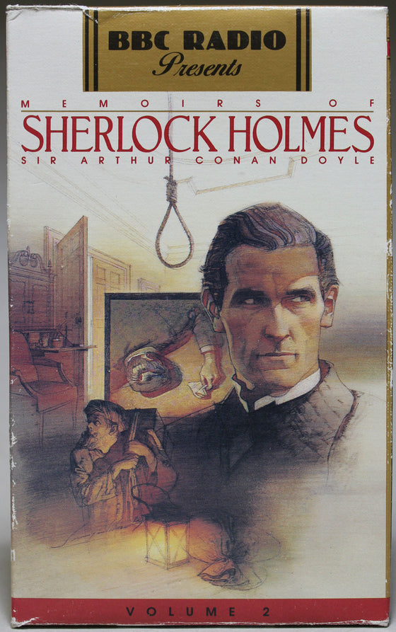 BBC Radio Presents: Memoirs of Sherlock Holmes Vol. 2 - Cassettes