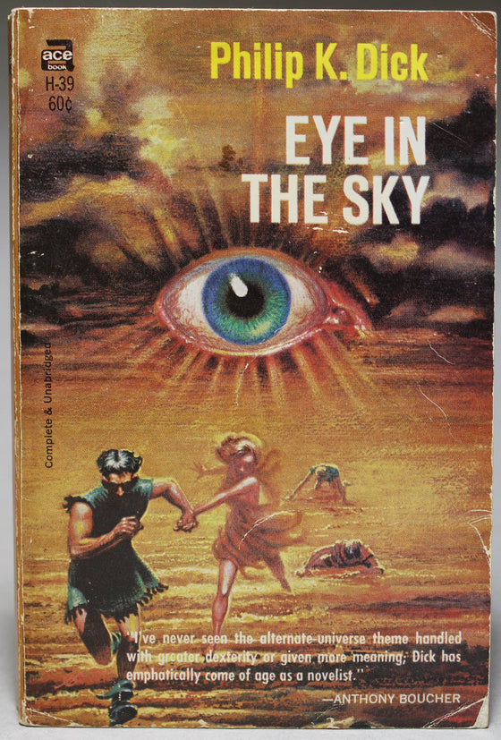 DICK, PHILIP K.: Eye In the Sky