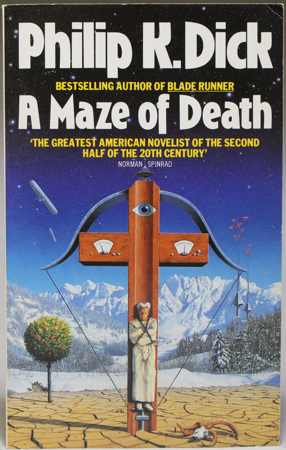 DICK, PHILIP K.: A Maze of Death