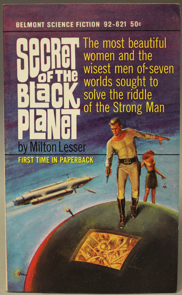 Secret of the Black Planet