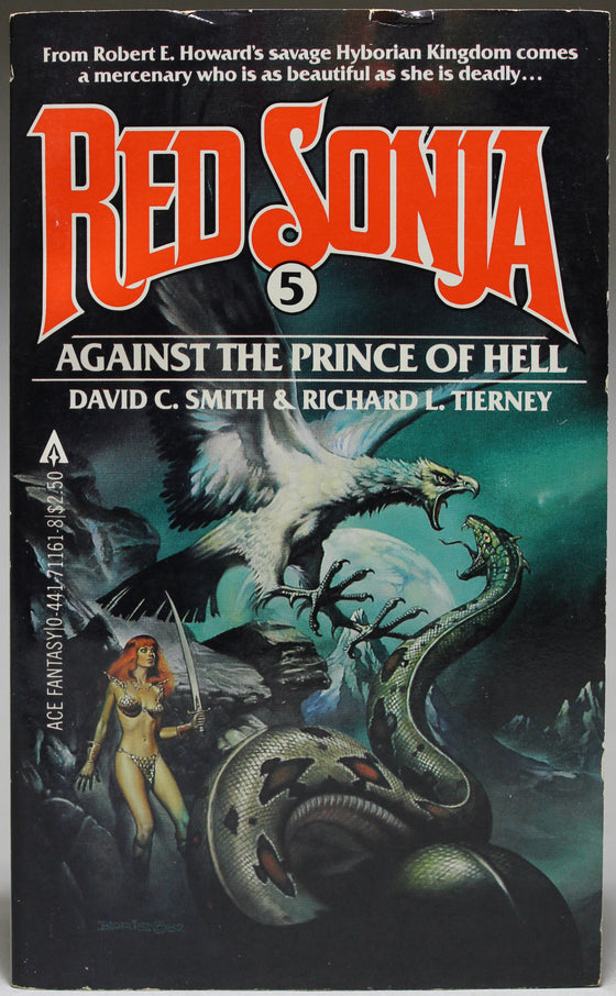 Red Sonja 5: Against the Prince From Hell