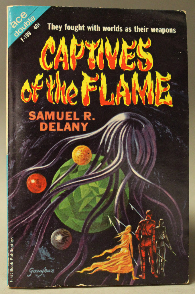 Ace Double: Captives of the Flame / The Psionic Menace