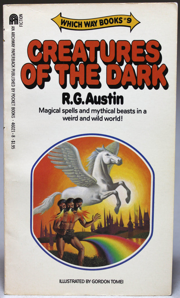 AUSTIN, R. G.: Which Way Books: 9 – Creatures of the Dark