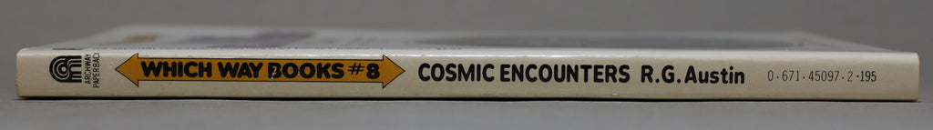 AUSTIN, R. G.: Which Way Books: 8 – Cosmic Encounters