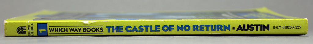 AUSTIN, R. G.: Which Way Books: 1 – The Castle of No Return