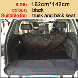 [TAILUP]Dog Car Seat Cover for Dogs Pet Car Protector Waterproof High Quality Dog Car Carrier Covers Travel Accessories PY0014