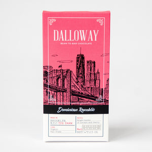 Dominican Republic - 72% Dark Chocolate (Single Origin)