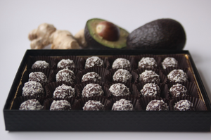 Spicy Avocado Lime Truffles (S.A.L.T.)