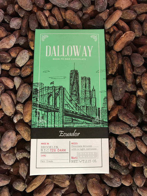 Ecuador -  72% Dark Chocolate (Single Origin)