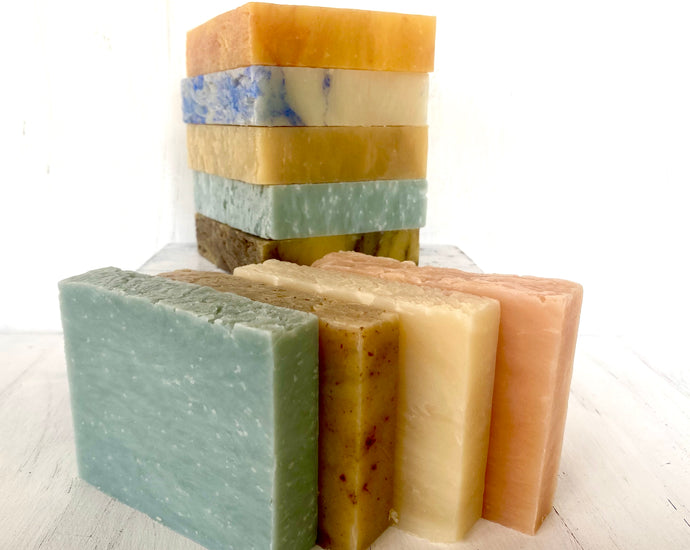 What Is Handmade Soap Made Of?  Should I Buy Natural Soap?