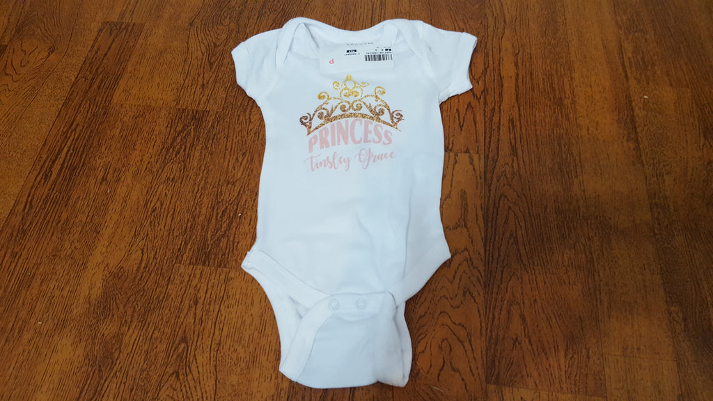 "The perfect ""coming home"" outfit for baby"