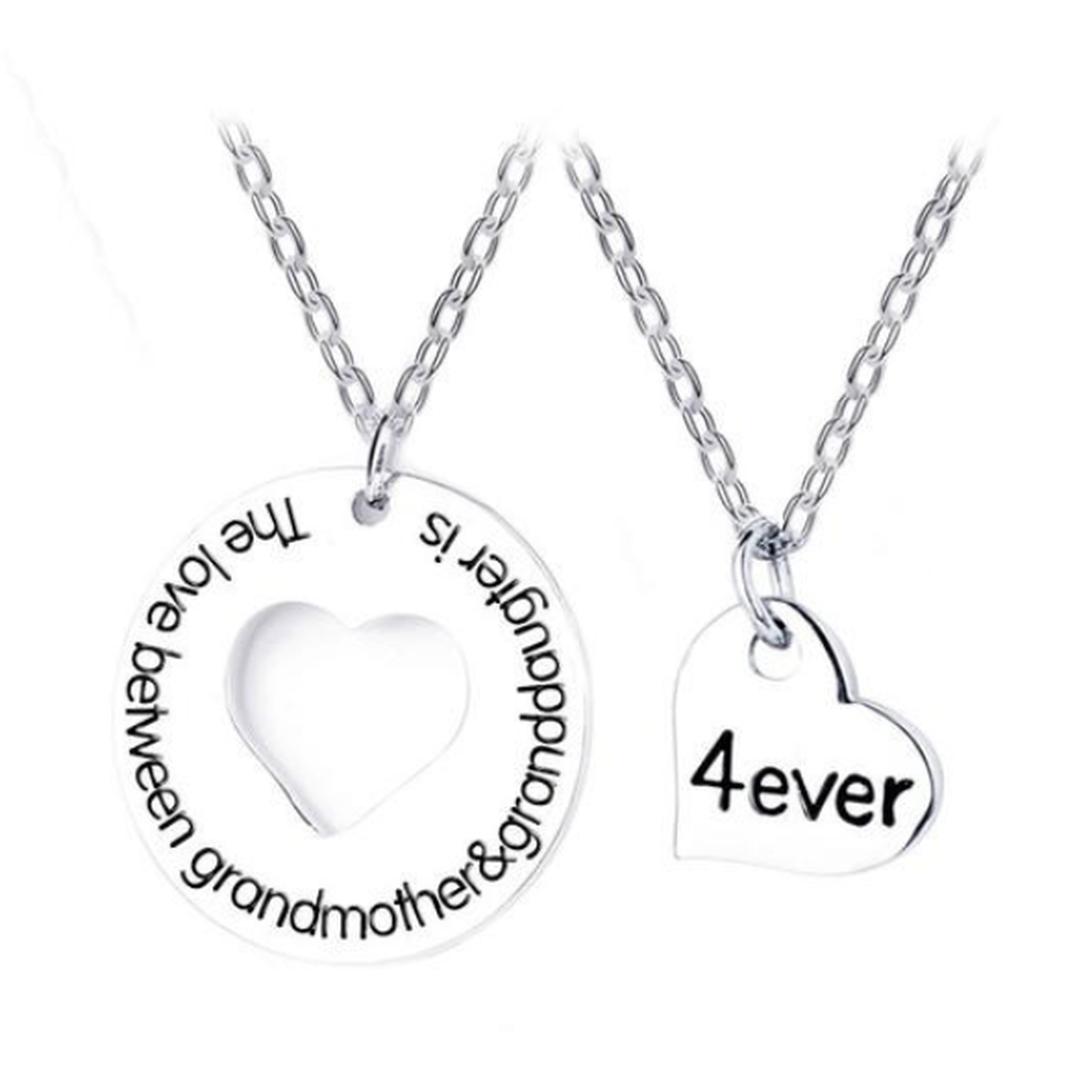 The Love between Grandmother & Granddaughter is 4ever Set (Shipped From USA)