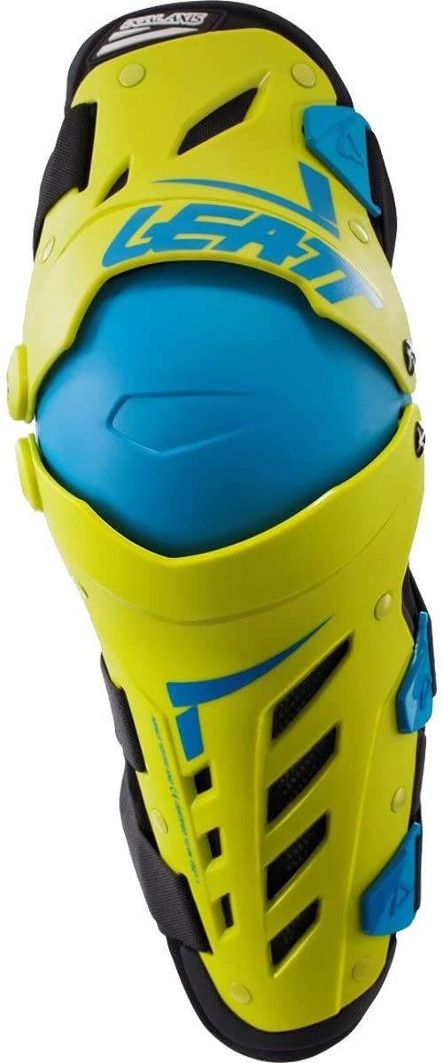 Knee & Shin Guard Dual Axis