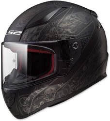 Rapid Crypt Full Face Motorcycle Helmet