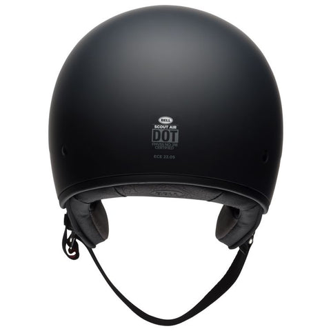 Scout Air Helmet Matte Black