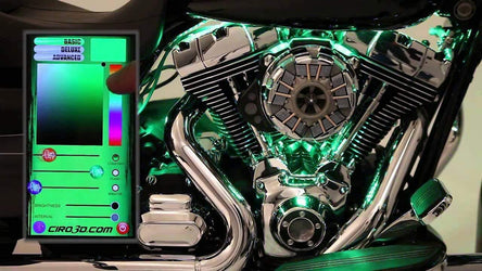 Shock & Awe 2.0 LED Engine Starter Kit
