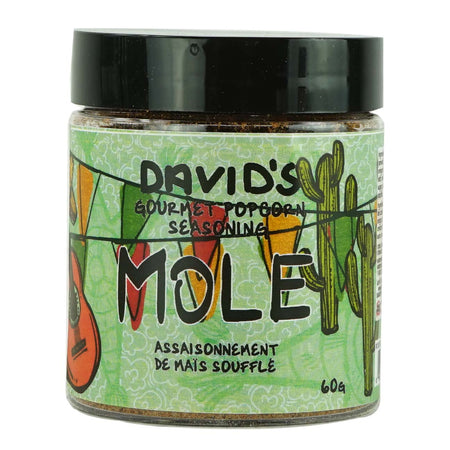 Mole Popcorn Seasoning
