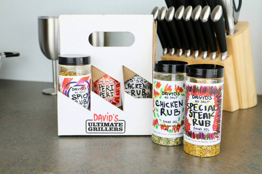 David's Condiments (6 Pack) - FREE SHIPPING