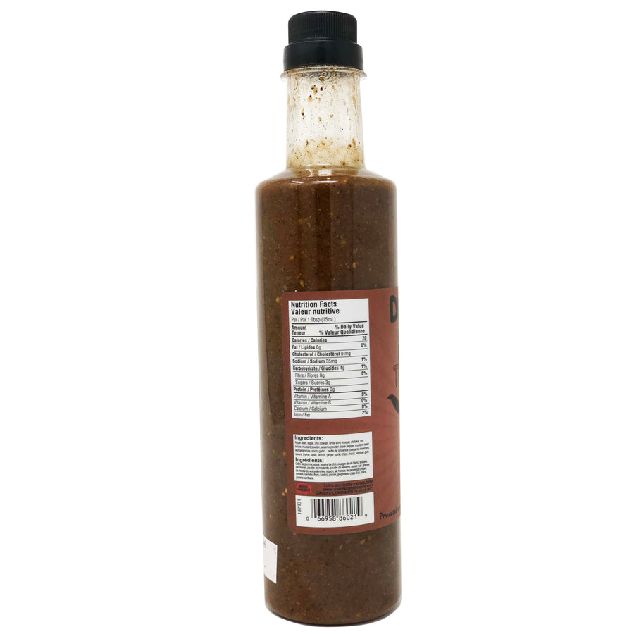 Spicy Carolina BBQ Sauce