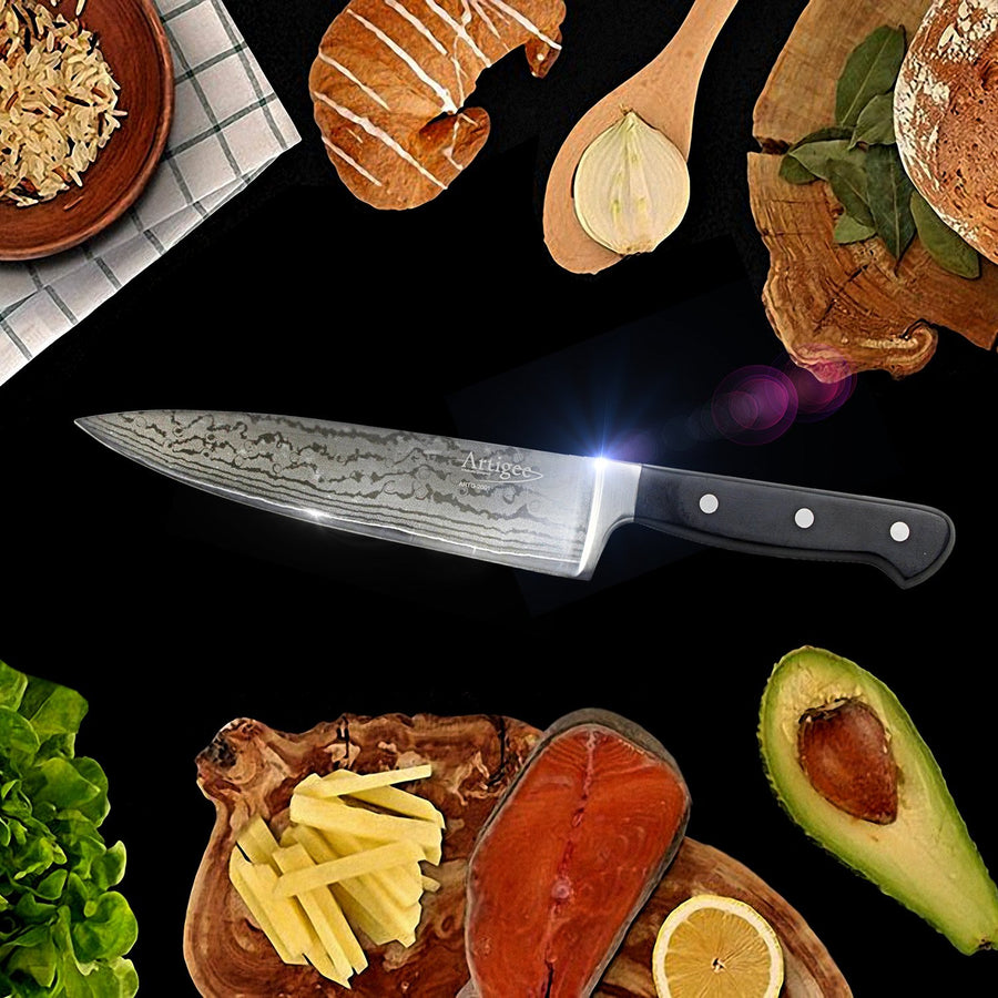 German Style Chef Knife