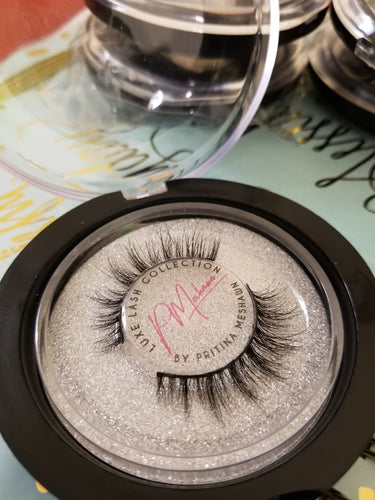Luxe Lash Collection by Pritina Meshawn - Lashes