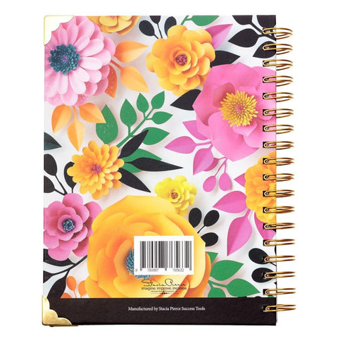 Success Journal Fabulous Flowers