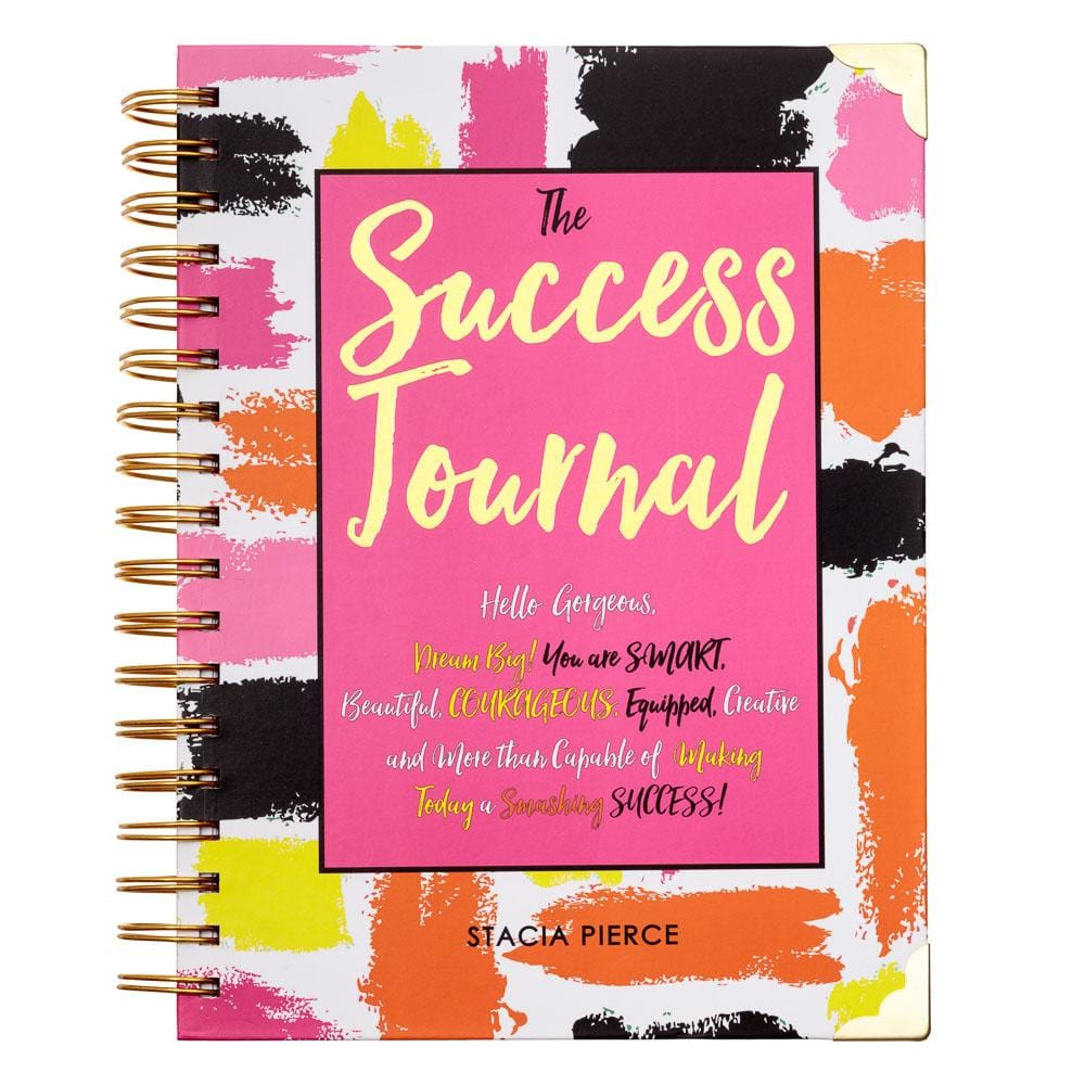 Success Journal Pretty Painty Strokes
