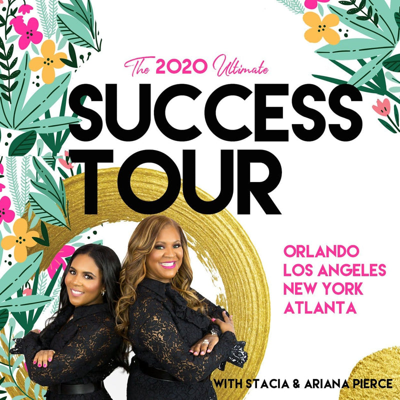 2020 Ultimate Success Tour  NYC
