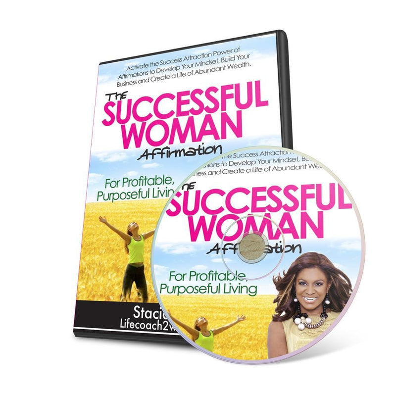 Successful Woman Affirmation Program