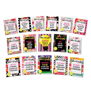 Goal Cards and idea Cards Bundle
