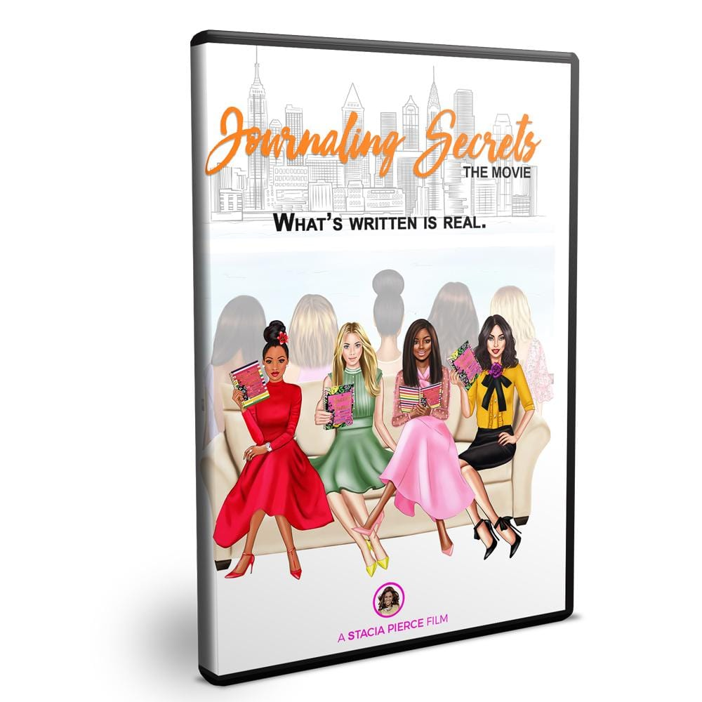 Journaling Secrets Movie: Premium Package