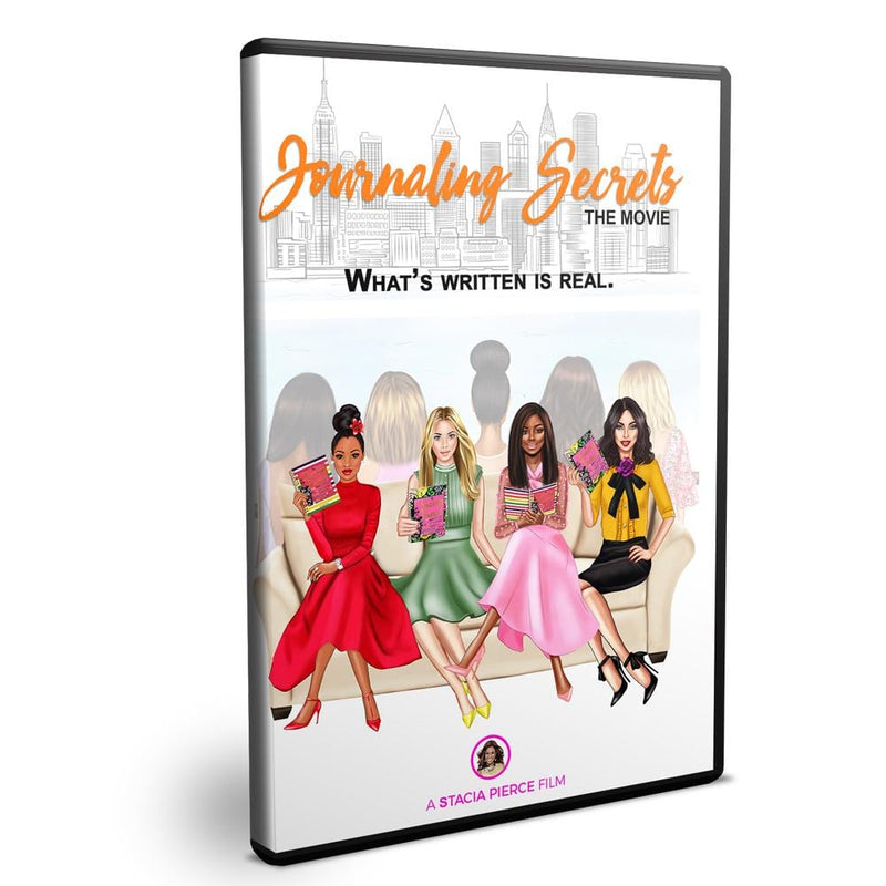 Journaling Secrets: The Movie