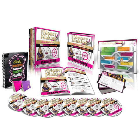 Money-Making Manifestation Kit