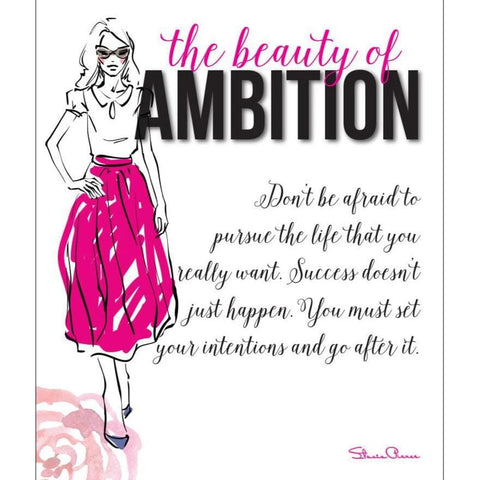 Success Prints - Ambition