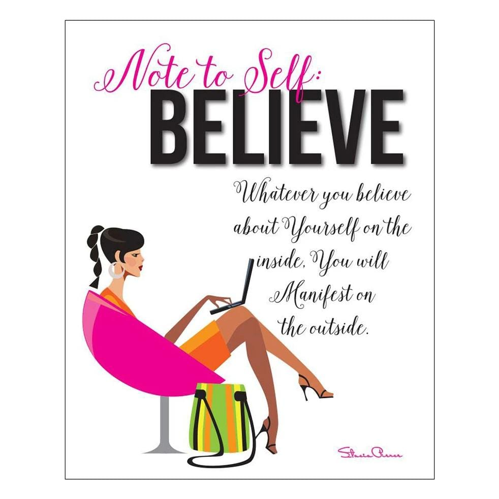 Success Prints - Believe