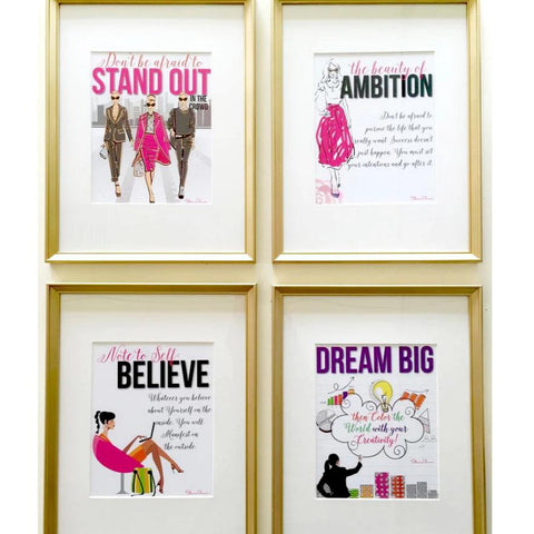 Success Prints: Collection