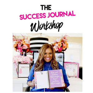 Bundle: Success Journal Workshop + Success Journal