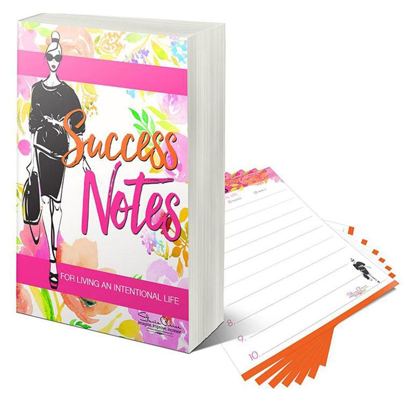 Success Notes Notepad