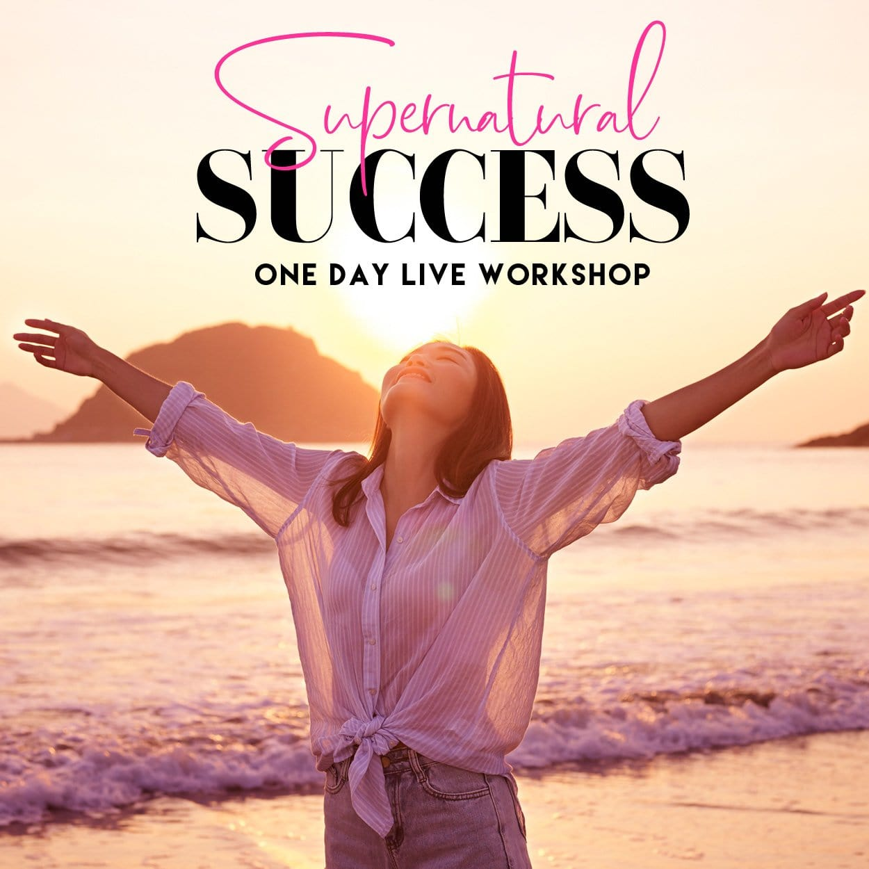 Supernatural Success Live Event