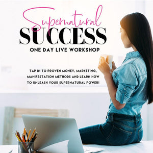 Supernatural Success Event 2019-VIP