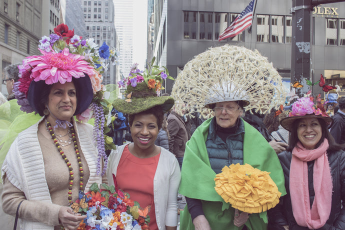 Favorite Moments From NYC Easter Parade 2016