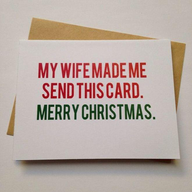 Why Dads Should Send Holiday Cards in the Mail