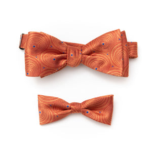 Daddy & Me matching Men and Kids bow ties