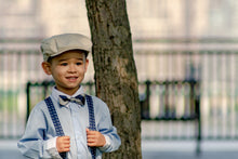 Junior Baby Hatter Suspenders for boys