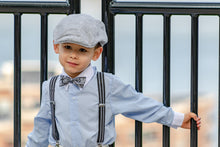 black bow ties for boys