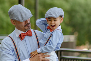 Jazz Age Lawn Party Inspired Looks for Families