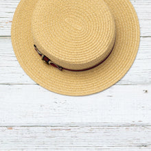 boater hat for boys