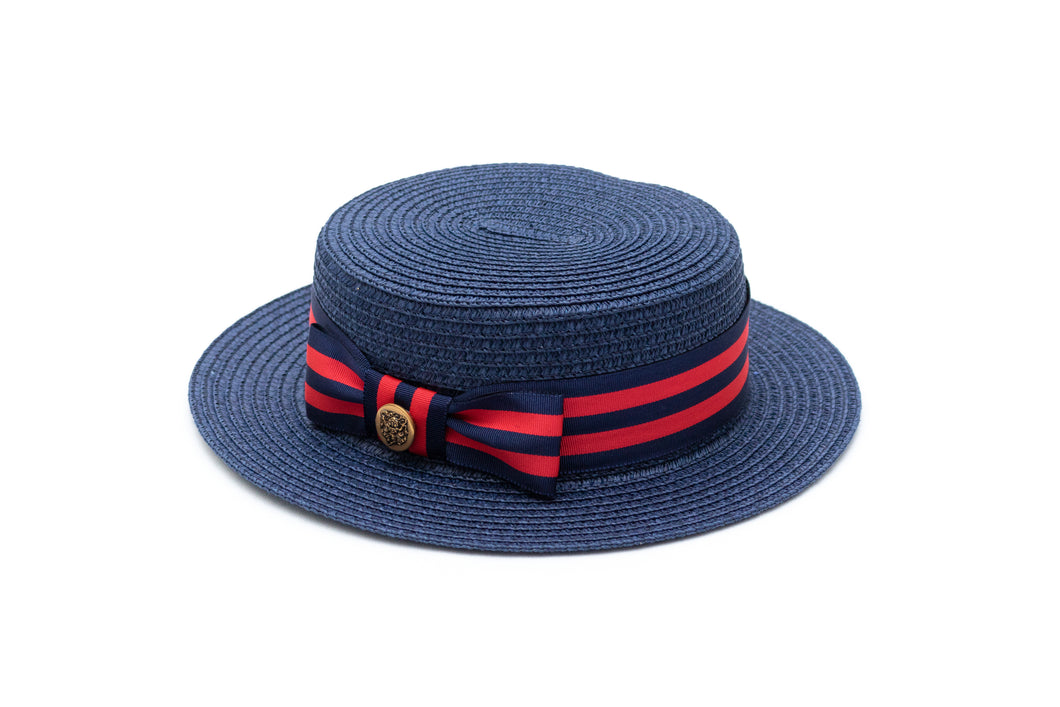 cool straw hat for boys