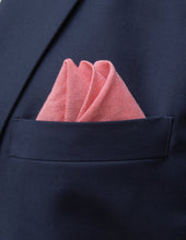 How to fold a jacket pocket square