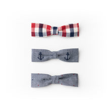 Nautical Anchor Bow Tie Gift Set